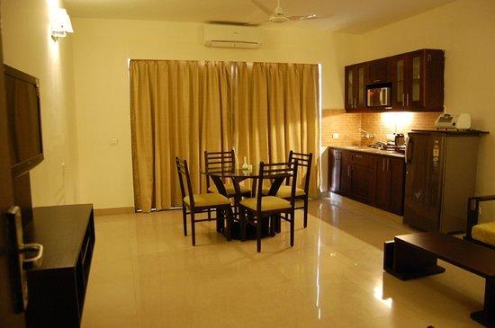 Rosewood Apartment Hotel - Pantnagar : Rosewood Serviced Apartments