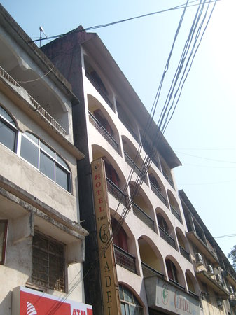 Vasco da Gama, Inde : Hotel Citadel