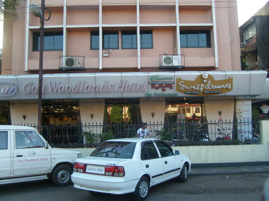 Goa Woodland Hotel: Goa Woodlands Hotel