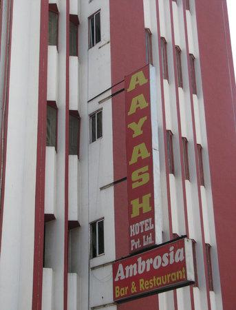 OYO 8998 Hotel Aayash: Hotel Aayash