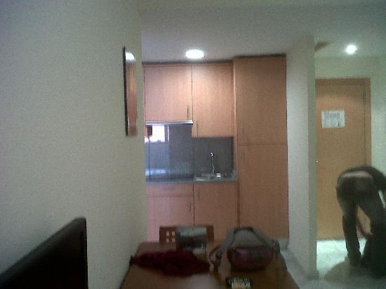 Apartamentos Turisticos Covadonga: salon