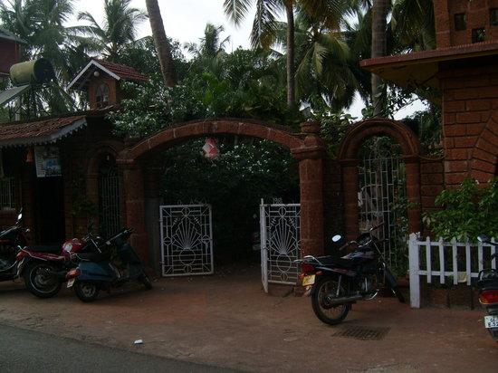 Vagator, Índia: Palm Grove Guest House