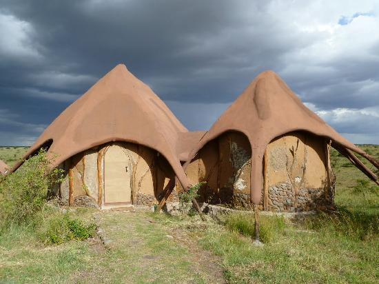 "Amani Mara Lodge: Our ""Tent"""