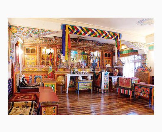 Norbu Ghang House