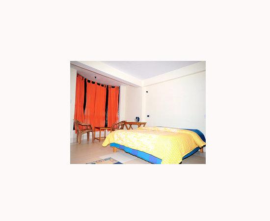 Pangot, Ινδία: Hotel Monal