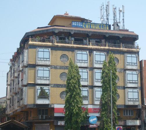 Mapusa, India: Satya Heera Hotel