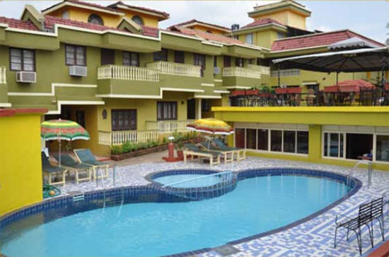San Joao Holiday Homes Benaulim