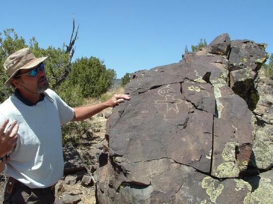 Albuquerque, NM: Secrets of the Petroglyphs Revealed!