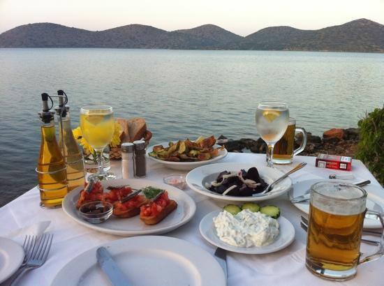 Lotus Eaters Restaurant : Vorspeise und mehr