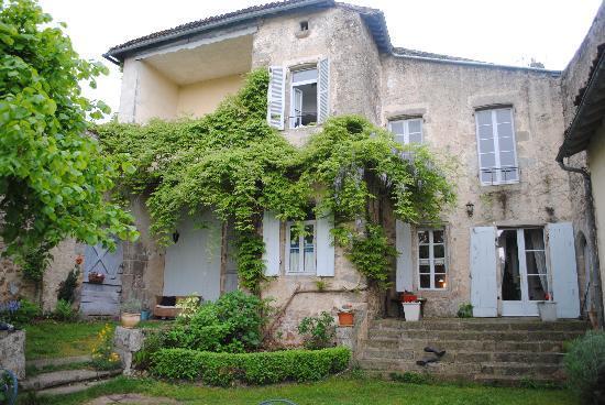 Le Grand Logis: het huis