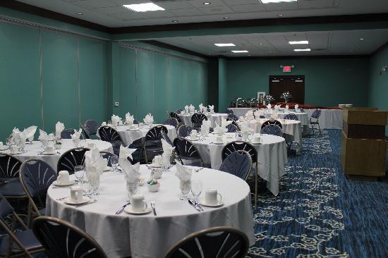 Radisson Hotel Menomonee Falls: Ballroom