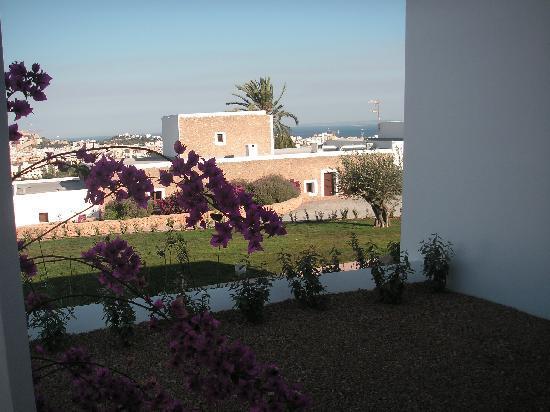 Hotel Rural Es Trull de Can Palau: la granja, edificio central del hotel