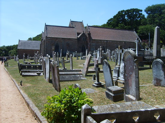 Parish Church of St. Brelade
