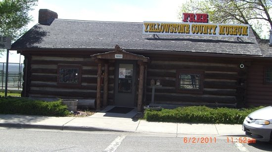 Yellowstone County Museum: County museum