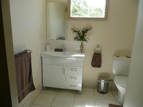 Campania Hills Vineyard B&B : bathroom