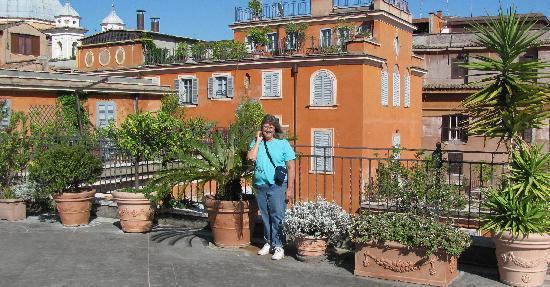 Rooftop Restaurant Rome Tripadvisor