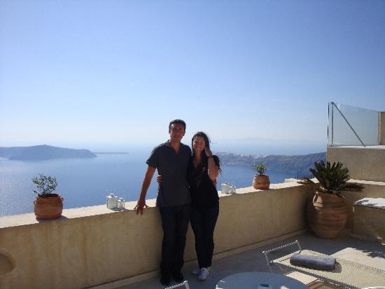 La Maltese Estate Villa: en la terraza
