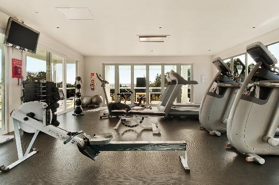 Hilton Lake Taupo: Gym