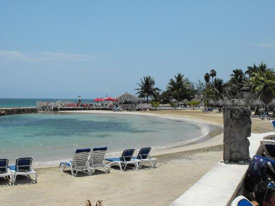 Royal Decameron Club Caribbean: who wouldn't want to sit and soak up the sun and the view?