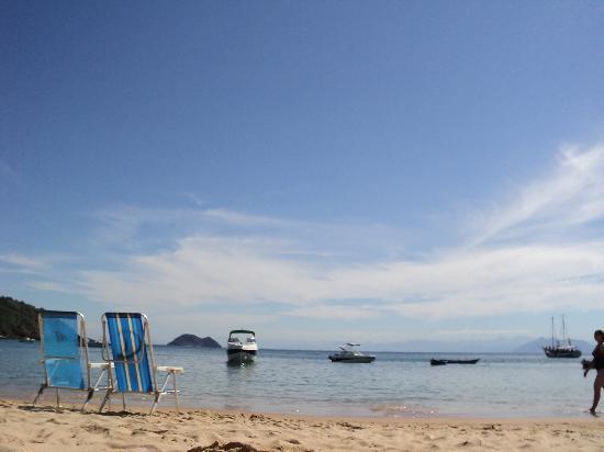 Armacao Beach: Joao Fernadez