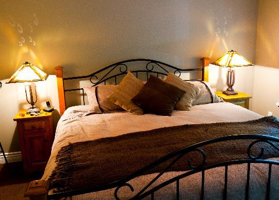 Wilbernics Bed and Breakfast: the amazing bed