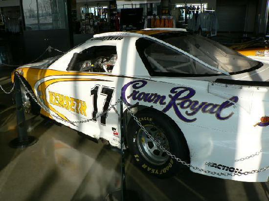 Matt Kenseth Racing Museum : 2004 IROC Championship car