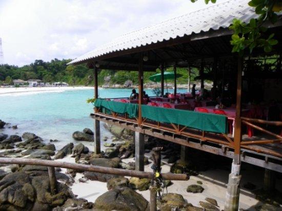 Ko Racha Yai, Tayland: Restaurant