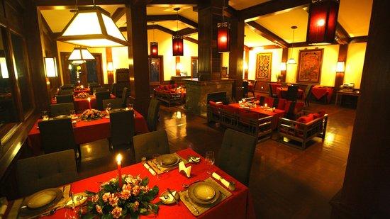 Songtsam Shangri-la (Lugu) Hotel: restaurant