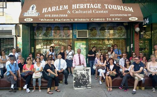 Photo of Historic Site Harlem Heritage Tours at 104 Malcolm X Boulevard, New York City, NY 10026, United States