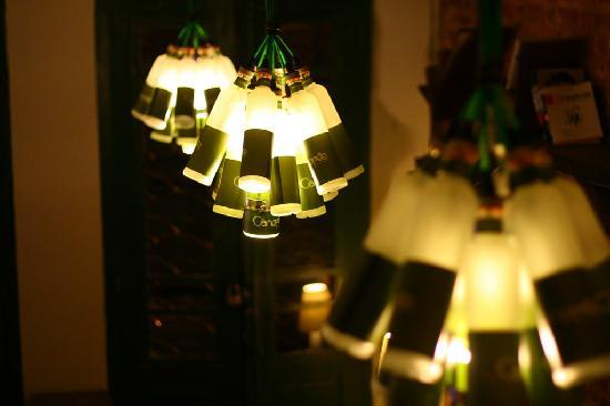 Canopee: Light 3 Canopée bar & café in old street in Hanoi