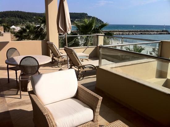 Sani Asterias: Our Balcony