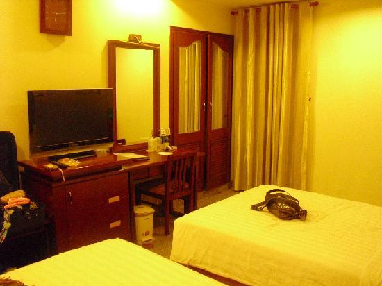 Thien Thao Hotel Ho Chi Minh City: Bed room 2