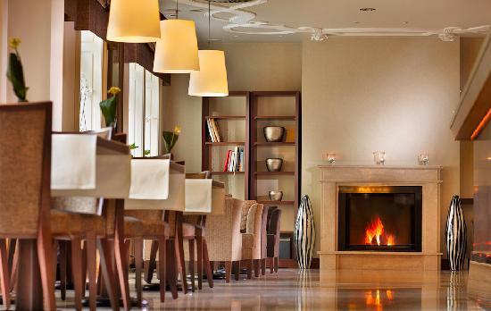 Roset Boutique Hotel: Cafe Tulip