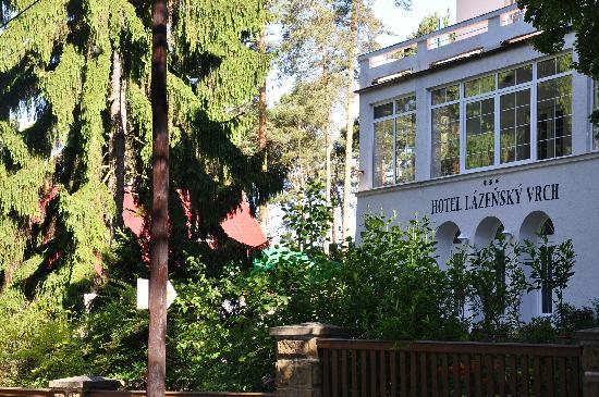 Hotel Lazensky Vrch