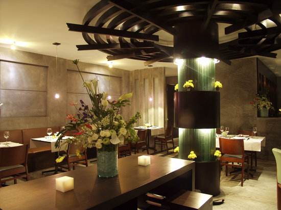3rd street cafe & Guesthouse : Restaurant&Reception