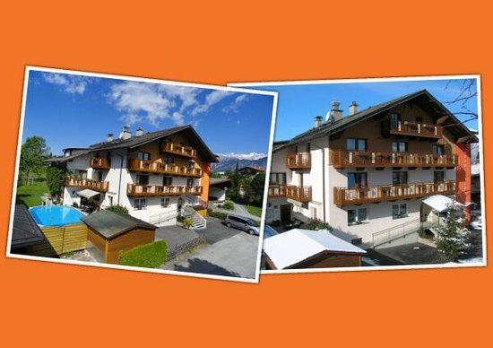 """""""Hotel - Pension Glungezer - die flotteste 3-Sterne Unterkunft in Tulfes"""""""