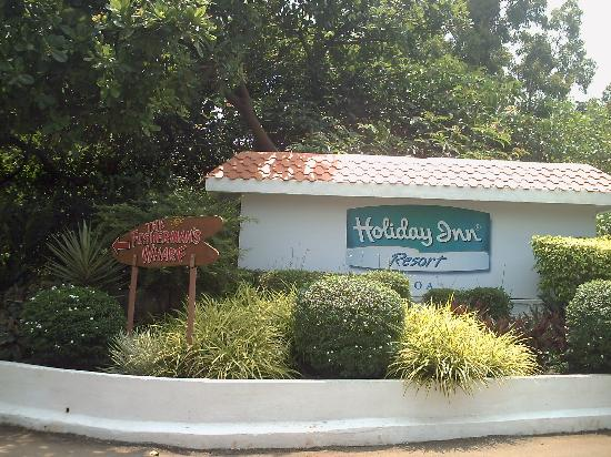 Holiday Inn Resort Goa: Holiday Inn