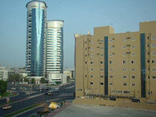 Citymax Hotels Bur Dubai: From the room