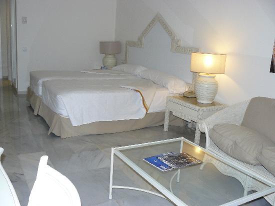 IBEROSTAR Marbella Coral Beach: Vue de la chambre