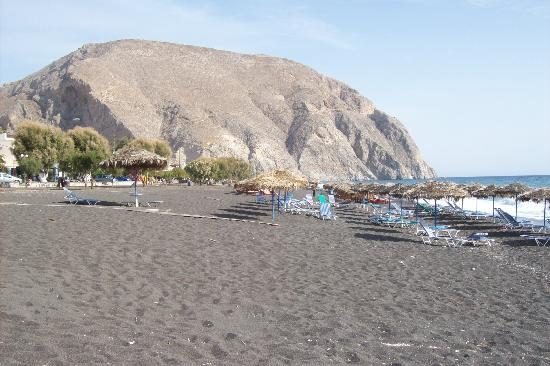 Meltemi Village: Beach