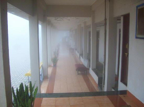 MTDC Malsjej Ghat: corridor