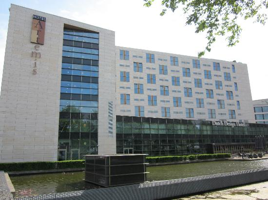 Hote rear dutch design hotel artemis amsterdam resmi for 4 design hotel artemis