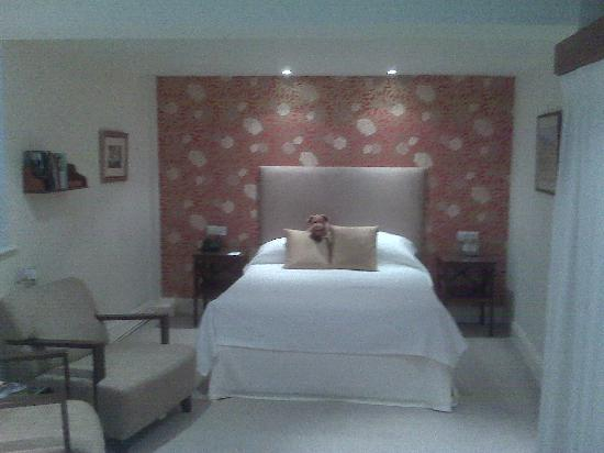 George Hotel: Hubby and I stayed here. It does look bigger in the flesh!