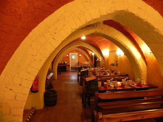 Irish Pub in the Fleetenkieker: The restaurant