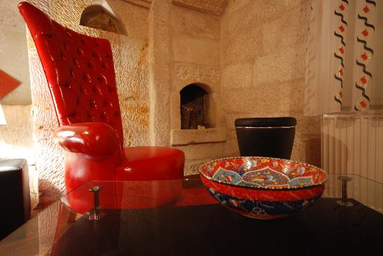 Cappadocia Castle Cave Hotel: 103