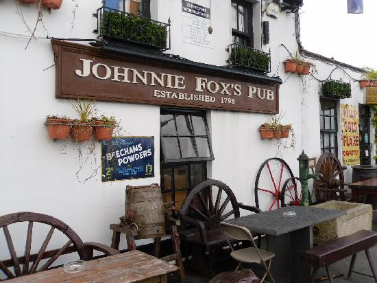 Dublin, Ireland: Johnie Fox Pub