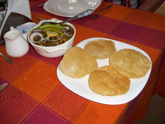 Casa Candolim: Breakfast