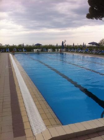 Hotel King: piscina king