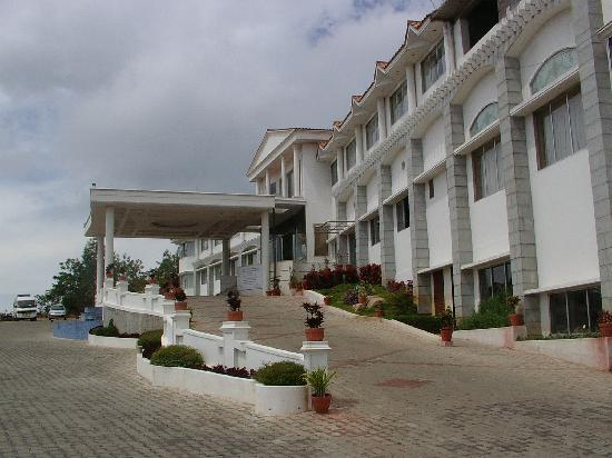 Grand Palace Hotel & Spa Yercaud: Hotel Grand Palace