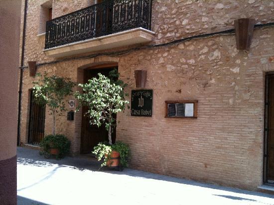 Hotel Casa Babel: Casa Babel - main entrance